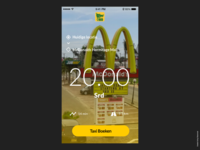 Daily UI 2 - Checkout (Taxi App)