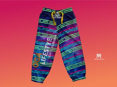 Adidas Oga Sweat Pant 2 Concept