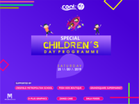 COOL FM Childrens Day Creative
