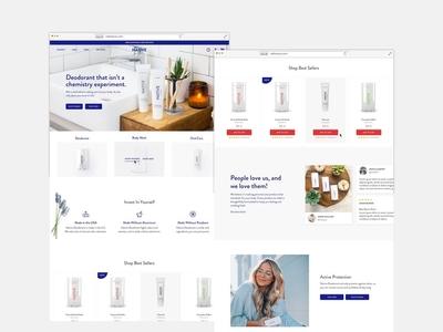 Native Homepage