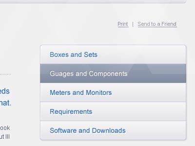 Inner Page Menu Love menu sub menu navigation