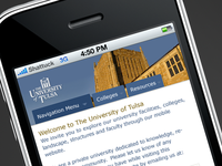 The University of Tulsa Mobile Concept 1