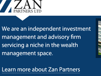 Zan Partners LTD, redesign