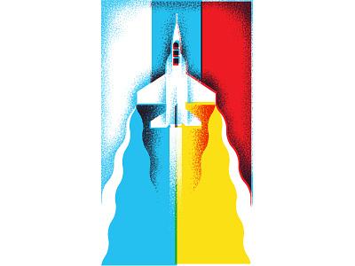 Monocle 90 / Ukraine killed plane war monocle editorial hongdu russia air force ukraine illustration justin tran