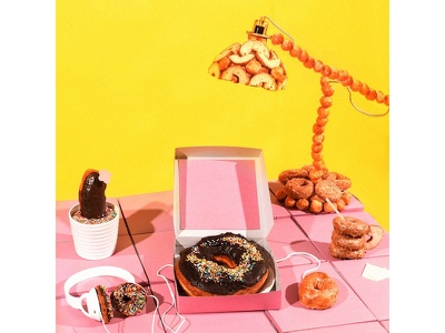 Happy National Donut Day donuts