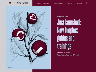 Dropbox guides and trainings education customer experience cx dropbox