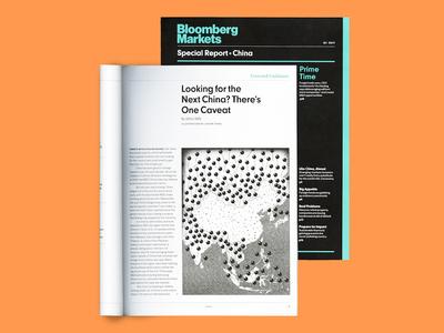 Bloomberg Markets / China