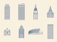 Downtown Tulsa Buildings