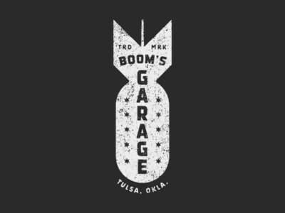 Boom's Garage - Dropping Bomb