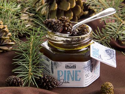 """""""PINE"""" Packaging Design concept illustration packaging design branding logo design packaging"""