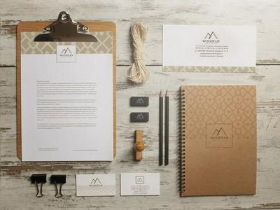 "Branding and Design for ""Woodyan"" packaging design brand logotype graphic design brand identity concept logo design branding"