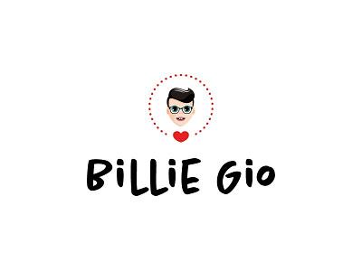 Billie Gio t-shirts textile children logo logotype