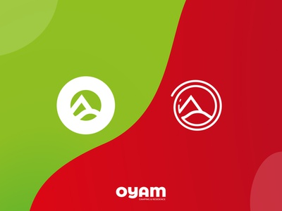Oyam Camping / WIP icon mountain ocean camping france pays basque nature icon