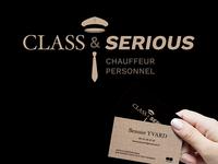 Class & Serious