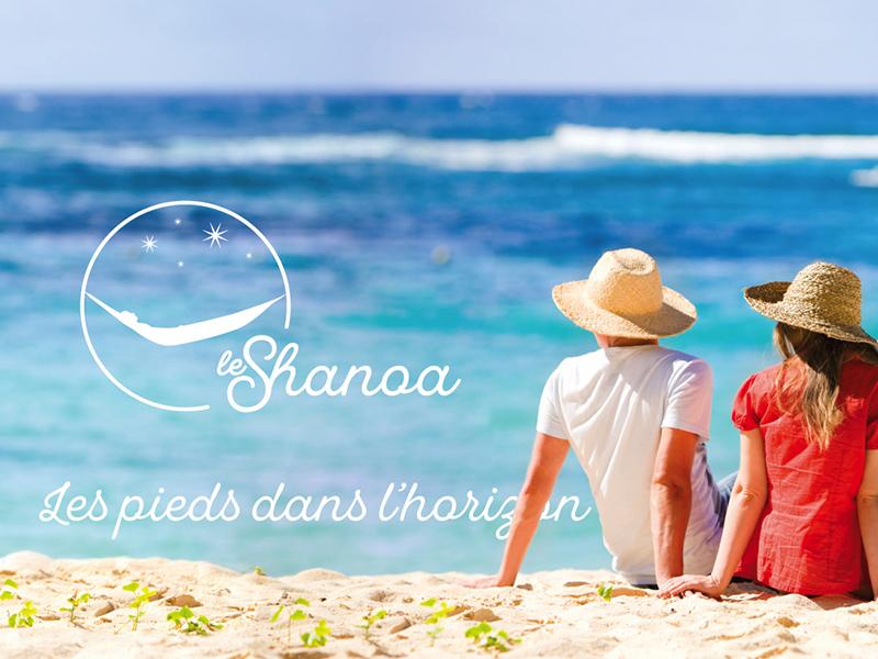 Shanoa Lodge Logo holidays lodge logotype