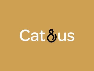 Cat&Us logotype