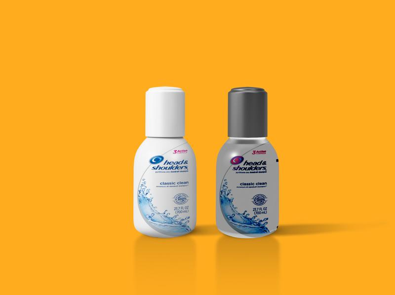 Shampoo Bottle Label Mockup  1 free download 2018 download premium psd mockups premium mockup download mock-ups download mockup premium download mockup psd download mock-up