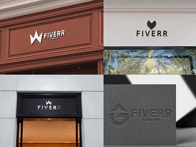 30+ Store Logo Mockup typography branding vector mockups download mockup design logo illustration mockup psd