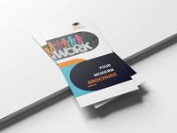 Corporate Tri Fold Psd Brochure Template