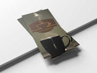 Cafe Lounge Psd Tri Fold Menu Template