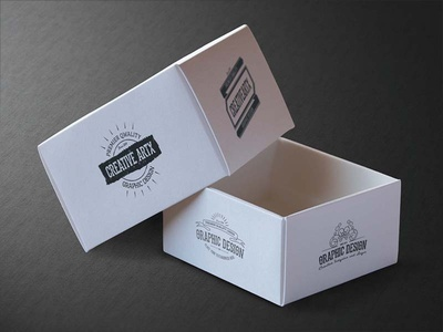 Box Mockup Designs Themes Templates And Downloadable Graphic