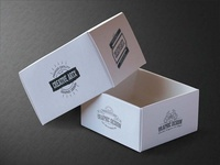 AMAZING GOLD CARD N CARD-BOX MOCKUP