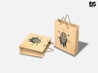 Free Premium Shopping Bag PSD Mockups