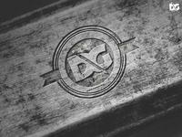 Free Rusting Metal Logo Mockups PSD