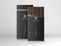 Premium Chocolate Packet Mockup   1