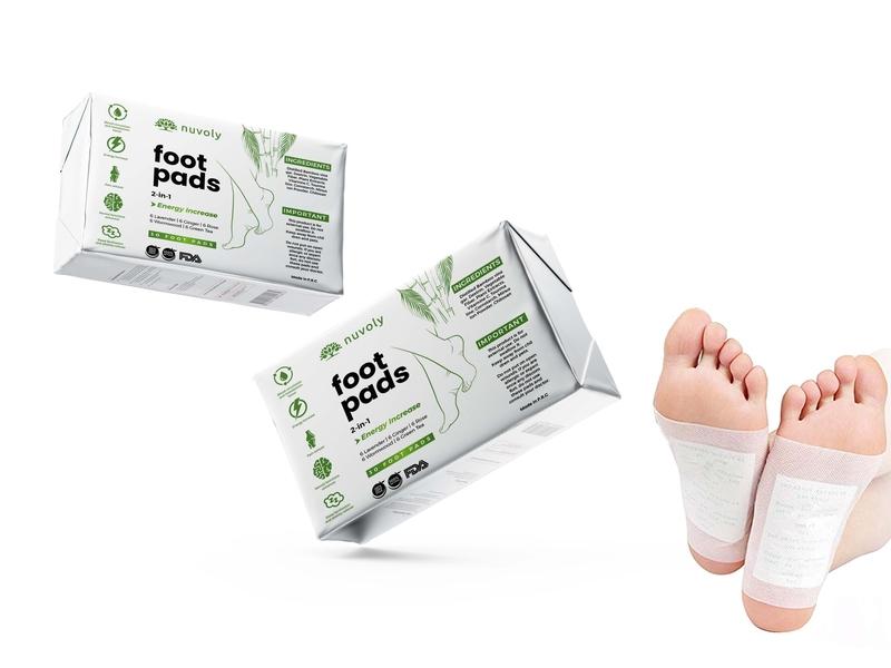 Foil Foot Pad Packaging Mockup premium download premium psd premium mockup download mockup download mock-ups mockup download mock-up mockup psd mockups psd