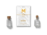 Prime Sachet Pouch Packaging Mockup