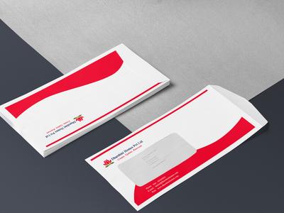 Free Love Envelope Letter Mockup