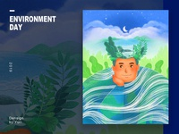 Earth Day-illustration