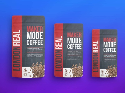 New Coffee Real Packaging Mockup logo illustration design download mock-ups mockup psd download mock-up download mockup mockups mockup psd pouch packaging real coffee new new coffee