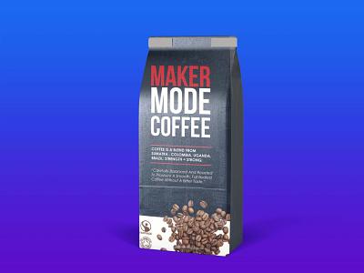 Mode Coffee Pouch Mockup logo illustration design download mock-ups mockup psd download mock-up download mockup mockups psd mockup pouch coffee
