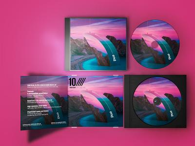 Stylish Premium DVD Presentation Mockup logo illustration design download mock-ups mockup psd download mock-up download mockup mockups psd stylish mockup presentation dvd premium