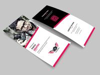 Photography Business Psd Dl Brochure Template