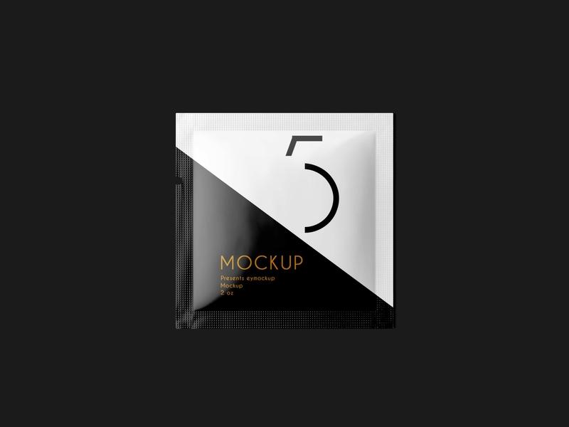 New Small Sachet Label Mockup small sachet label sachet label mockup label mockup sachet label mockup