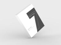 Clear Bedsheet Packaging Box Design Mockup