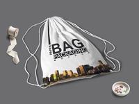 Free Drawstring Backpack Psd Mock Up
