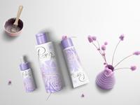 Skin Care Packaging Mockup