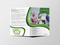 Education Bi Fold Brochure Design Template