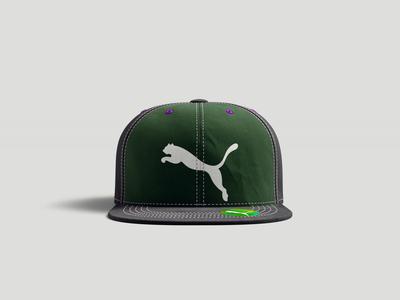 Free Cool Baseball Cap Mockup