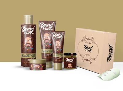 New Choco Cosmetic Branding Mockup