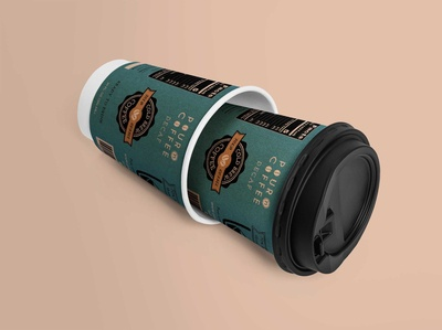 Free Printable Coffee Cup Mockup