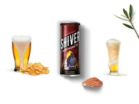 Premium Beer Can Label Psd  Mockup