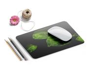 Free Unique Mouse Pad Mockup