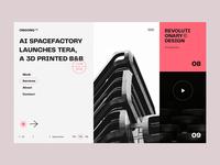 Architecture ✳ Magazine → ONGONG ✳