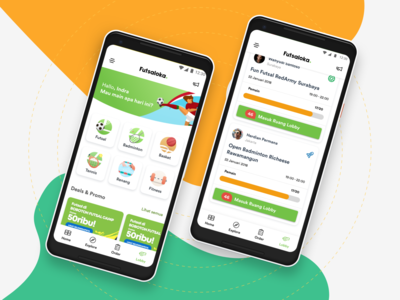 Futsaloka 2.0 - A New Journey of Sport Apps
