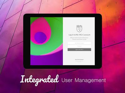 Student Management Web Application bootstrap4 business adobe xd 2019 trend user interface ui design class teacher student uiux ui